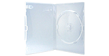 DVD BOX <BR/> TRANSPARANT