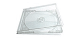 JEWEL CASE <BR/> TRANSPARANTE TRAY