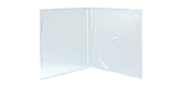 SLIM JEWEL CASE <BR/> TRANSPARANTE TRAY