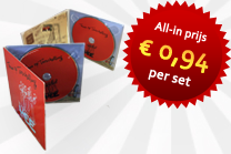 CD Persen Digipack
